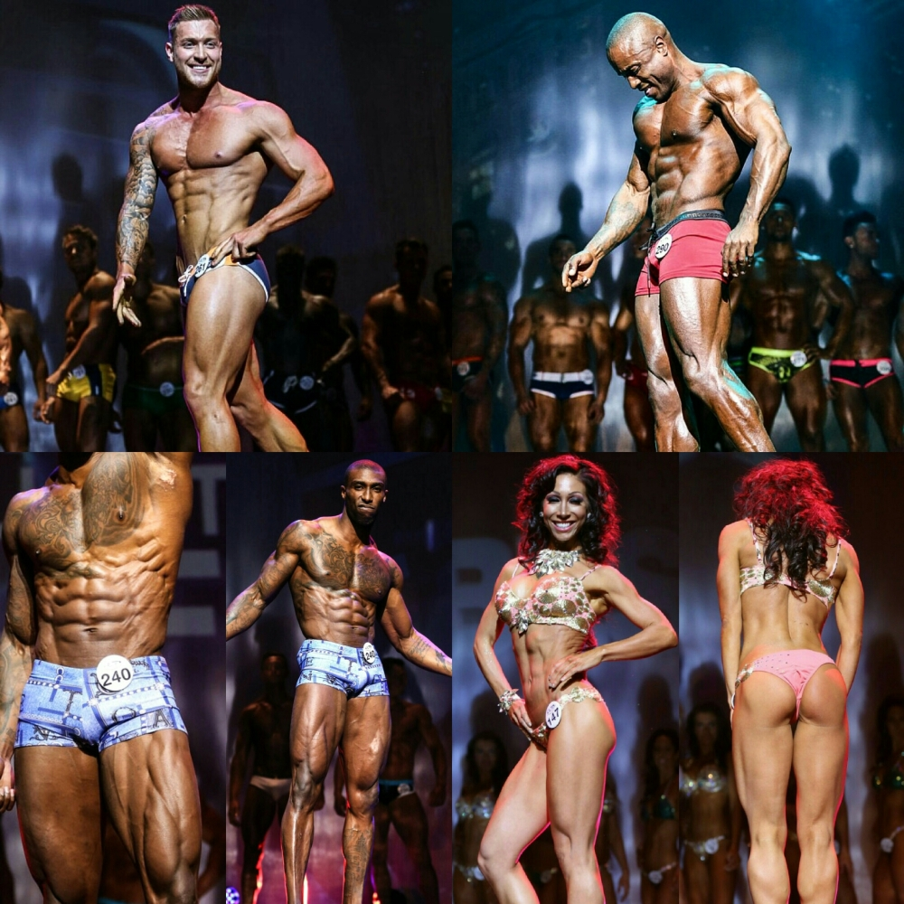TEAM-LEESON @ THE WBFF EUROPEAN CHAMPIONSHIPS